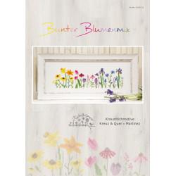 Bunter Blumenmix