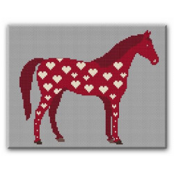 Wilde Pferde Love