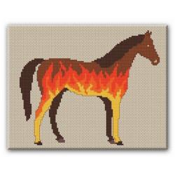 Wilde Pferde Firefly