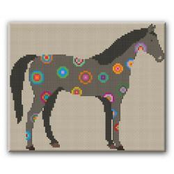 Wilde Pferde Farbrausch 2
