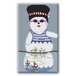 Hillary Snowmen
