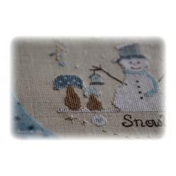 Snowly le petit bonhomme de...