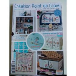 Création Point de Croix 3/4...