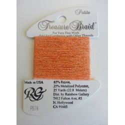 PB 74 - orange matt