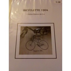 Bicyclette 1904